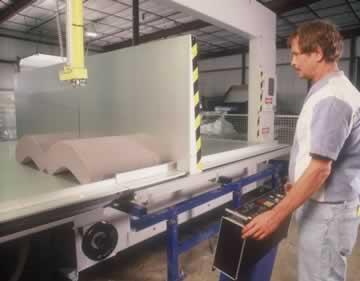 Foam Converting Capabilities