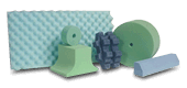 Flexible foam products & foam solutions from Wisconsin Foam Products